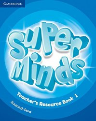 Super Minds 1 Teacher's Resource Book with Audio CD / Ресурси для вчителя
