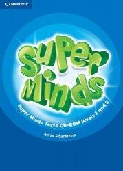 Super Minds 1-2 Tests CD-ROM / Диск з тестами