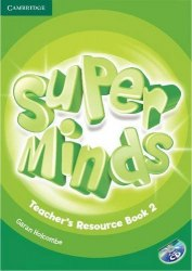 Super Minds 2 Teacher's Resource Book with Audio CD / Ресурси для вчителя
