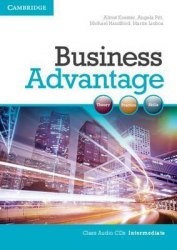 Business Advantage Intermediate Class Audio CDs / Аудіо диск