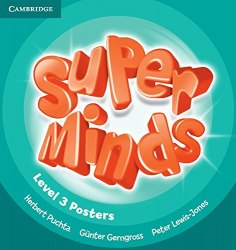 Super Minds 3 Posters / Плакати