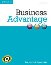 Business Advantage Intermediate Teacher's Book / Підручник для вчителя