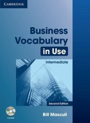 Business Vocabulary in Use (2nd Edition) Intermediate with answers and CD-ROM