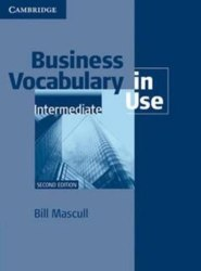 Business Vocabulary in Use (2nd Edition) Intermediate with answers
