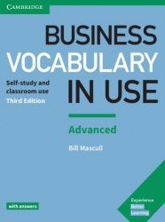 Business Vocabulary in Use (3rd Edition) Advanced with answers