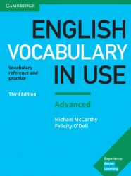 English Vocabulary in Use Third Edition Advanced and answer key