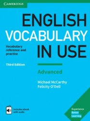 English Vocabulary in Use Third Edition Advanced with eBook