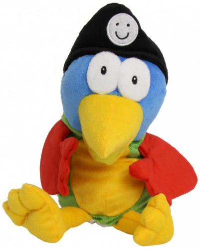 Captain Jack 1 Parrot Puppet / Іграшка