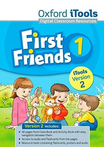 First Friends 1 iTools CD-ROM / Ресурси для інтерактивної дошки