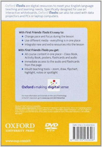 First Friends 2 iTools CD-ROM / Ресурси для інтерактивної дошки
