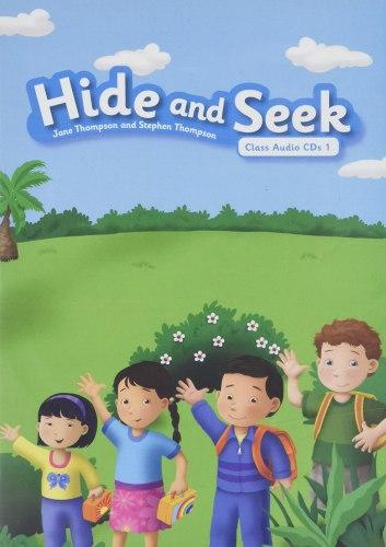 Hide and Seek 1 Class Audio CDs / Аудіо диск