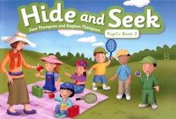 Hide and Seek 2 Pupil's Book / Підручник для учня