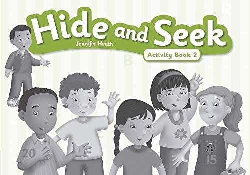 Hide and Seek 2 Activity Book with Audio CD / Робочий зошит