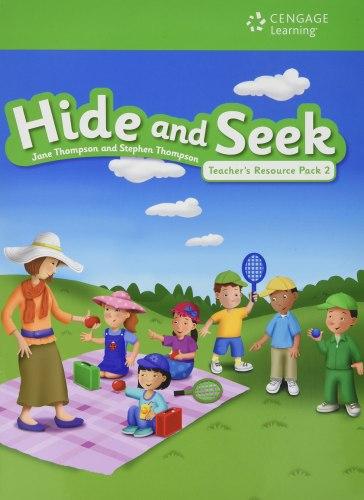 Hide and Seek 2 Teacher's Resource Pack / Ресурси для вчителя