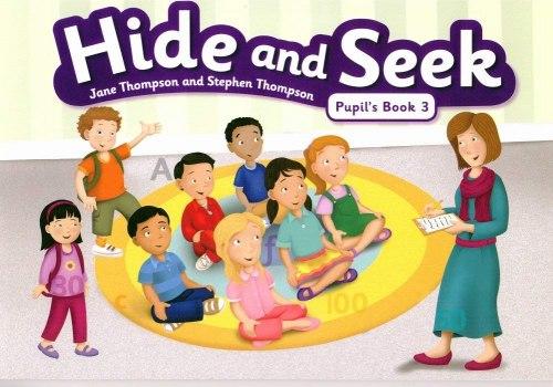 Hide and Seek 3 Pupil's Book / Підручник для учня