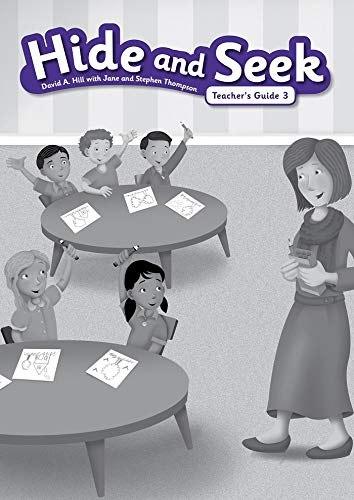 Hide and Seek 3 Teacher's Guide / Підручник для вчителя