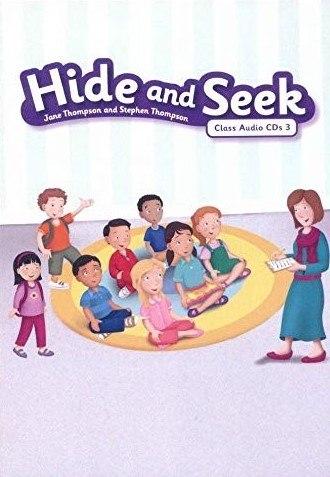 Hide and Seek 3 Class Audio CDs / Аудіо диск