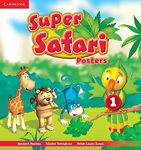 Super Safari 1 Posters (10) / Плакати