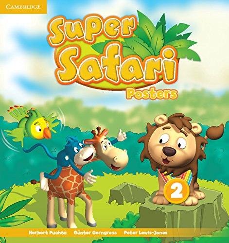 Super Safari 2 Posters (10) / Плакати