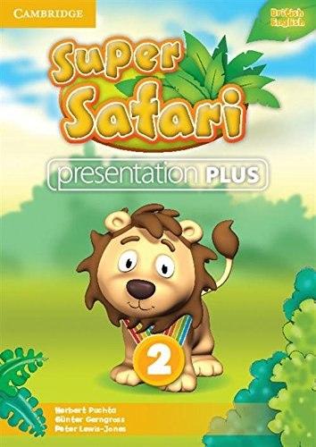 Super Safari 2 Presentation Plus DVD-ROM / Ресурси для інтерактивної дошки