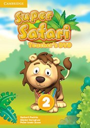 Super Safari 2 Teacher's DVD / DVD диск