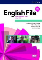 English File (4th Edition) Intermediate Plus Class DVDs / DVD диск
