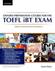 Oxford Preparation Course for the TOEFL iBT Exam with Audio CDs and Online Practice Access / Підручник для учня