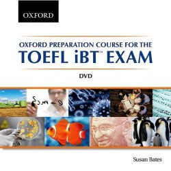 Oxford Preparation Course for the TOEFL iBT Exam DVD / DVD диск