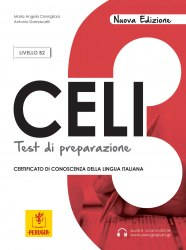 Celi 3 Test di preparazione con CD audio