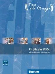 Fit für das DSD I mit Audio-CD / Підручник для учня