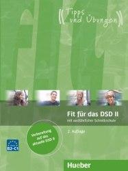 Fit für das DSD II mit Audio-CD / Підручник для учня