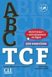 ABC TCF avec Corrigés, CD-mp3 et + Entainement en ligne / Підручник для учня