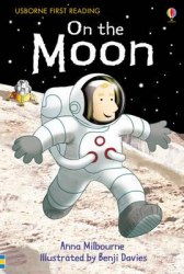 Usborne First Reading 1 On the Moon