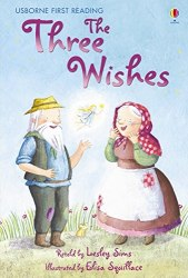 Usborne First Reading 1 The Three Wishes