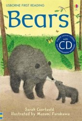 Usborne First Reading 2 Bears + CD