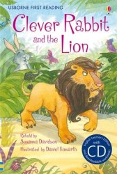 Usborne First Reading 2 Clever Rabbit and the Lion + CD