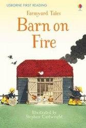 Usborne First Reading 2 Farmyard Tales Barn on Fire