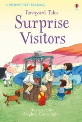 Usborne First Reading 2 Farmyard Tales Surprise Visitors