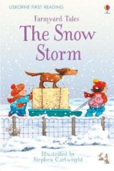 Usborne First Reading 2 Farmyard Tales The Snow Storm
