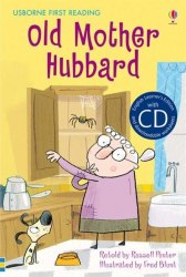 Usborne First Reading 2 Old Mother Hubbard + CD