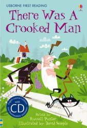 Usborne First Reading 2 There Was a Crooked Man + CD