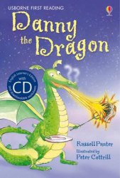 Usborne First Reading 3 Danny the Dragon + CD