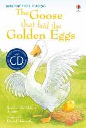 Usborne First Reading 3 Goose that Laid the Golden Egg