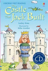 Usborne First Reading 3 The Castle that Jack Built + CD
