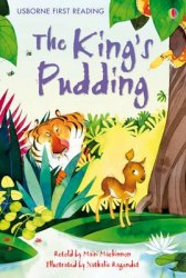 Usborne First Reading 3 The King's Pudding