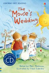Usborne First Reading 3 The Mouse's Wedding + CD