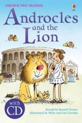 Usborne First Reading 4 Androcles and the Lion + CD