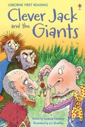 Usborne First Reading 4 Clever Jack and the Giants