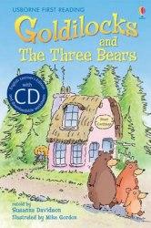 Usborne First Reading 4 Goldilocks and the Three Bears + CD