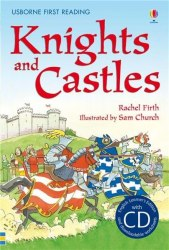 Usborne First Reading 4 Knights and Castles + CD